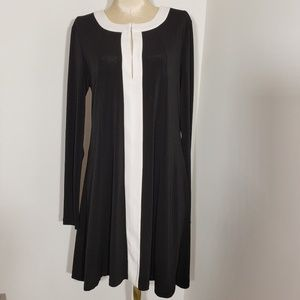 BCBGeneration black and white dress size Small